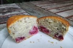 Himbeer - Buttermilch - Muffins