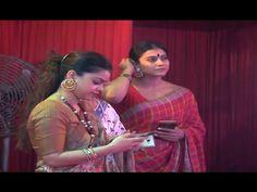 Kajol & Sumona Chakravarti at Durga Pooja celebration 2016.