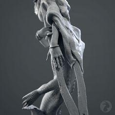"""""""'Gator"""" - Detail"""
