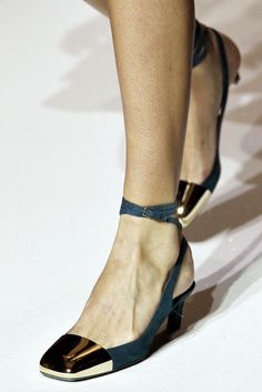 Saint Laurent - Spring 2012 Ready-to-Wear