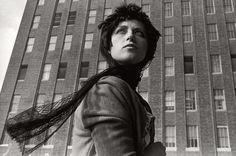 Cindy Sherman self portrait