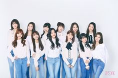 ASK K-POP IZ*ONE is officially getting ready for debut promotions!