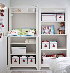 Spectacular Furniture that will grow with your baby is a good investment The HENSVIK cabinet converts