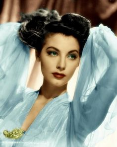 Ava Gardner born in Smithfield, NC; married to Clark Gable; died alone I. France.