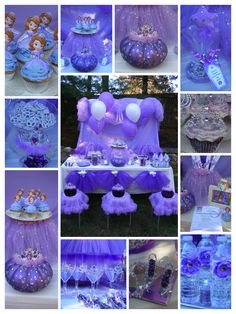 Sofia the First Party ideas. The Little Purple Princess Party to Go Box. See it at My Princess Party to Go. http://www.myprincesspartytogo.com/Purplicious.html #princesspartyideas #sofiathefirst