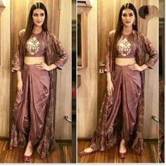 Yay or Nay😍 . Also Tag your friends 👭👫Leave your comment. by Couture Indian Gowns Dresses, Indian Fashion Dresses, Dress Indian Style, Kurti Designs Party Wear, Lehenga Designs, Indian Designer Suits, Designer Gowns, Stylish Dress Designs, Stylish Dresses