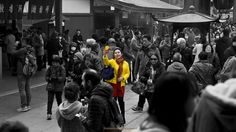 https://flic.kr/p/DRopLK   The Selfie   Girl taking a selfie at the Sensoji temple. The thing that makes me laugh the most about this photo and why I choose to do the colour splash in post is that her cell phone case is made to look like McDonalds french fries and she is dressed like that too! Amazing people watching.   Post by Stephen Ball Photography.  Please don't use this image on websites, or other media without my explicit permission, blogs OK with notification and a link back…