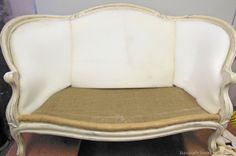 How to replace foam on upholstered furniture