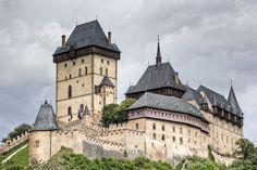 Karlstejn Castle, Czech Rep.