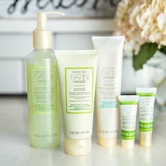 Dry winter hands? Treat yourself or someone you love to some pampering. http://www.marykay.com/kathleendenson to order.