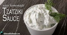 If you're a fan of Greek food you will likely be familiar with the tangy Tzatziki sauce that's commonly served with slices of pita bread as a dip or as a sauce in gyros. Since Greek yogurt has become very common in grocery stores in the past few years, it's never been easier to make your …