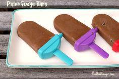 Recipe: Paleo Fudge Bars post image