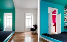 Una #vivienda a todo #color