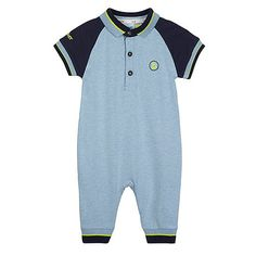 United Stunning Baby Boy Ted Baker Romper Playsuit Designer Newborn Stripes Summer Clothes, Shoes & Accessories