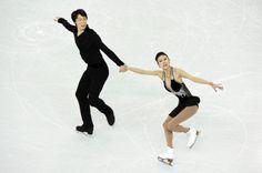 Olympics: Figure Skating-Pairs Short Program