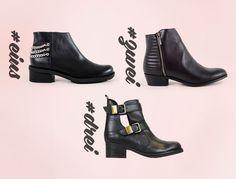 Slow Fashion Boots von Novacas und Wills Vegan Biker Boots