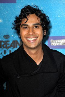 Kunal Nayyar (April 30, 1981) British actor, o.a. known from the comedy 'The Big Bang Theory'.