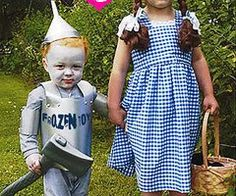 wizard of oz babies...oh my gosh, so cute!