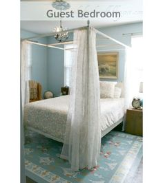 guest bedroom makeover - Home and Garden Design Ideas