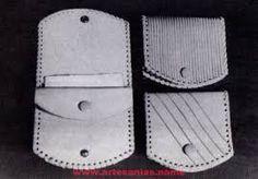 Resultado de imagen para como hacer bolsos de cuero sencillos