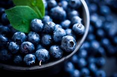 "Dr. Daniel Amen's Best Brain Healthy Foods: Blueberries or ""Brainberries"" #DanielPlan"