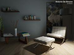 Sala lettura, Agnone, 2013 - Antonio De Simone