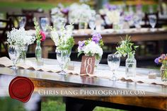 Farm Tables & Frank Chairs Orchid Island Events