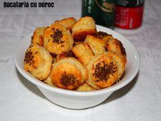 Mini saratele rapide - Bucataria cu noroc Noroc, Muffin, Breakfast, Morning Coffee, Muffins, Cupcakes