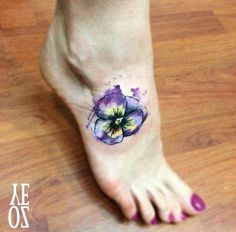 Mytattooland.com: Foot tattoo designs!