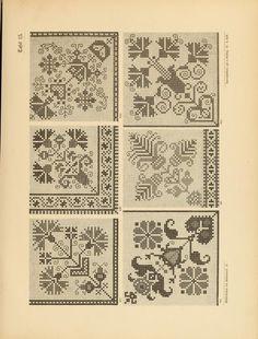 Cross Stitch Sampler Patterns, Cross Stitch Borders, Cross Stitch Samplers, Embroidery Patterns Free, Cross Stitch Charts, Cross Stitching, Embroidery Designs, Knitting Patterns, Filet Crochet