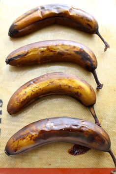 Whole Wheat Roasted Banana Bread Recipe from www.twopeasandtheirpod.com #bread