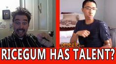 OMEGLE GOT TALENT 2 - RICEGUM IMPERSONATOR?!?!