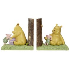 Buy Winnie The Pooh Bookends Online at johnlewis.com
