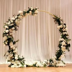 Ideas For Flowers Wedding Aisle Backdrops Wedding Stage Decorations, Engagement Decorations, Backdrop Decorations, Backdrops, Floral Wedding, Rustic Wedding, Wedding Flowers, Wedding Bride, Wedding Dress