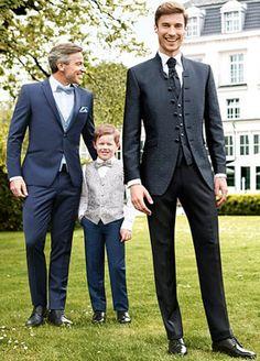 Bräutigam Mode: Exklusive Hochzeitsanzüge