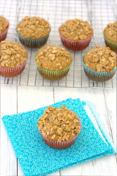 Muffins, along with cookies, are one of my favorite things to bake. They're easy to make and are perfectly portioned little morning snacks. My sister was searching for a healthy oatmeal muffin recipe, but having trouble finding what she wanted. I was excited for the challenge of creating an oatmeal muffin that was not only …