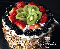 Schmeckt nach Sommer!: Wassermelonen-Torte - sommerlich und fruchtig - BRIGITTE