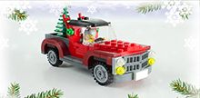 Quick Builds - Reindeer and Snowman - Holidays - Theme Channels - Videos - LEGO.com  Holiday Truck