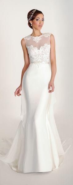 Eugenia Couture Spring 2016 Wedding Dress - Harmony