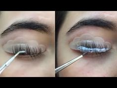 Perfect Lash & Eyebrow Lifting Before And After   MUST SEE March 2017 - YouTube