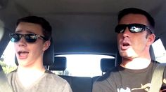Lip-syncing dad and son channel Taylor Swift video