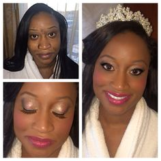 Bridal Wedding High Definition Airbrush Makeup by Ali, Long Island Makeup and Hair