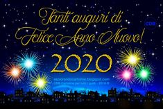 CDB Cartoline per tutti i gusti: 💫🌟✨ Bonne Année 💫🌟✨ Happy New Year Greetings, New Year Greeting Cards, Happy New Year 2020, New Year Card, Merry Christmas And Happy New Year, New Year's Eve Logo, New Year Clock, Fireworks Images, Ribbon Backdrop