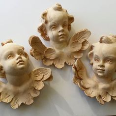 Wood carvings of angels to the Baroque altar. Raw state before polychrome. #engels #artprogress #anioł #engel #putten #putto #pute #barock #baroque #sculptures #figurativeart #woodsculpture #sculture #humanity #woodcarvet #contemporarysculpture #holz #wood #drewno #headsculpture #law #love #babygirl #baby #beautiful #aniołek #escultura #realism #traditionalart #clasical