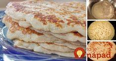 Skvelé príloha, alebo chutný olovrant či raňajky. Vyskúšajte lahodné placky z krupice a ovsených vločiek!