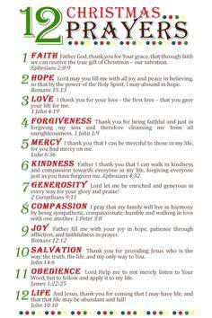 Christmas Scripture, Christmas Prayer, Christmas Program, Christmas Poems, Meaning Of Christmas, Christmas Blessings, Christmas Messages, Christmas Activities, Christmas Greetings