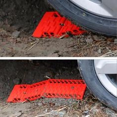 Tire Traction Mat