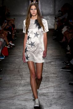 Marc by Marc Jacobs FTW Spring 2014: Sparkle and Shine In The Coming Seasons