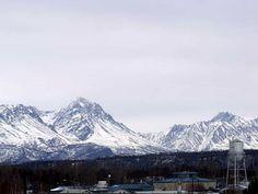 Mountains of Palmer | Palmer Alaska