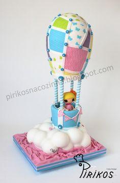 Pirikos in the Kitchen: Cake - The Balloon Lalaloopsy